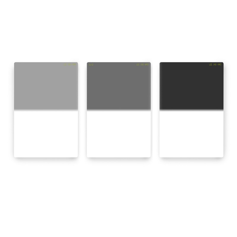 [LEE 필터] 100 x 150mm Hard Graduated Neutral Density Filter Set