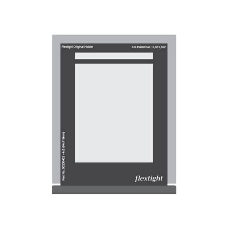 "[Hasselblad] Flextight Original Holders for Flextight X1 and X5 - 4""x5"" (94x119mm)"