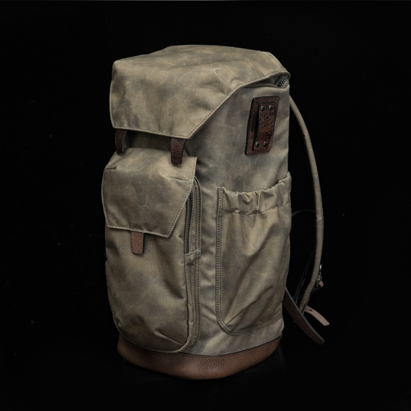 [WOTANCRAFT] SNIPER BACKPACK - Ash_green
