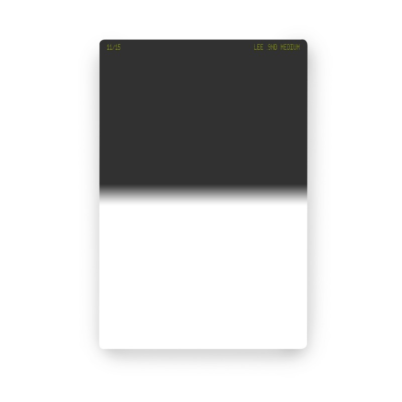 [LEE 필터] 100 x 150mm Medium Graduated Neutral Density 0.9 Filter (ND 8)