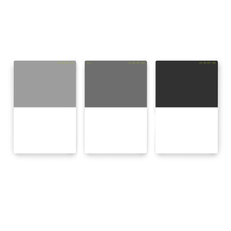 [LEE 필터] 100 x 150mm Very Hard Graduated Neutral Density Filter Set