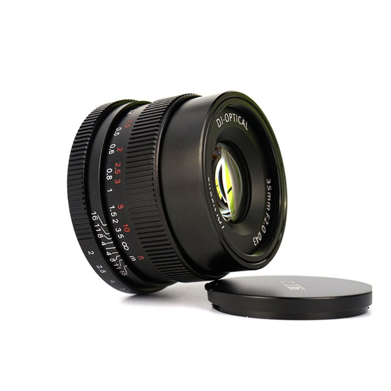 7Artisans 35mm f/2.0 Full Frame Lens [예약판매]