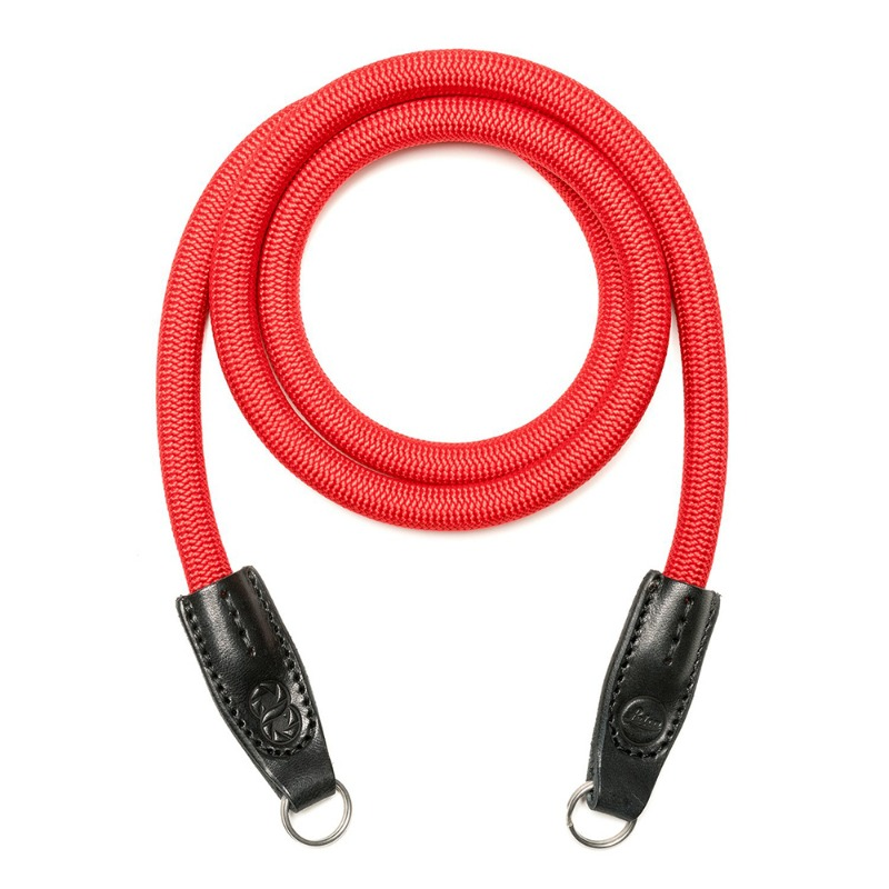 [COOPH] Leica Rope Strap Red