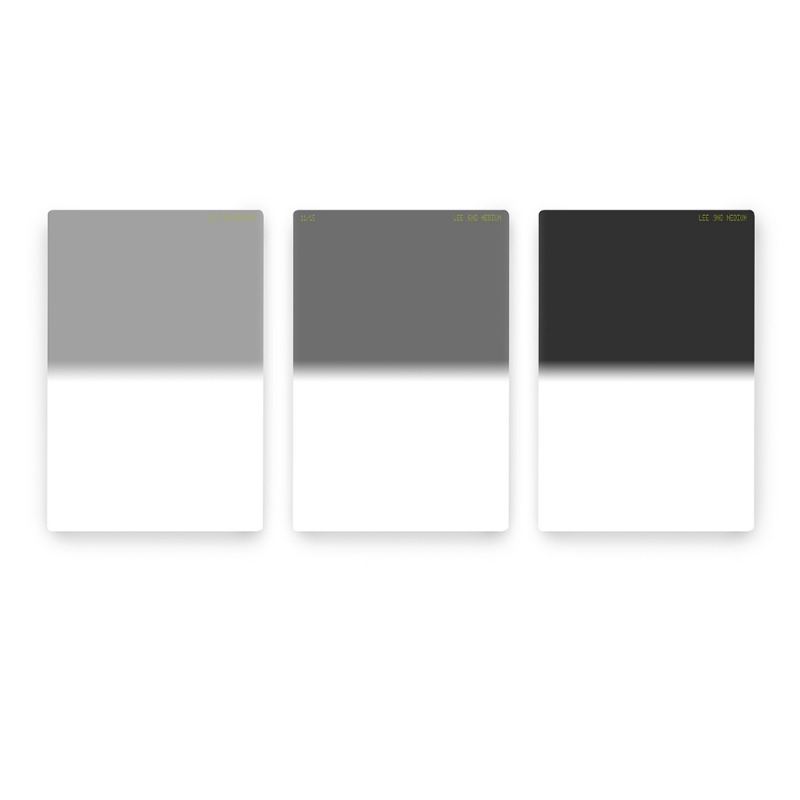 [LEE 필터] 100 x 150mm Medium Graduated Neutral Density Filter Set