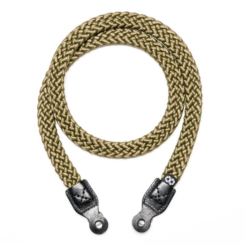 [COOPH] Braid Strap Military green