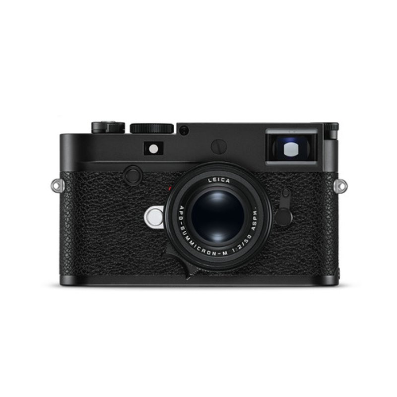 Leica M10-P (Typ 3656) Body Black