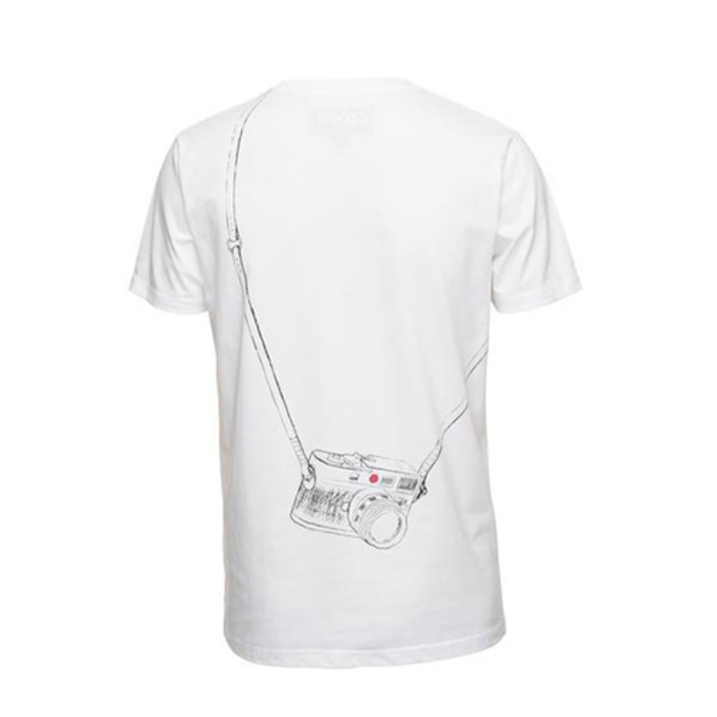 [COOPH] T-Shirt LEICOGRAPHER White