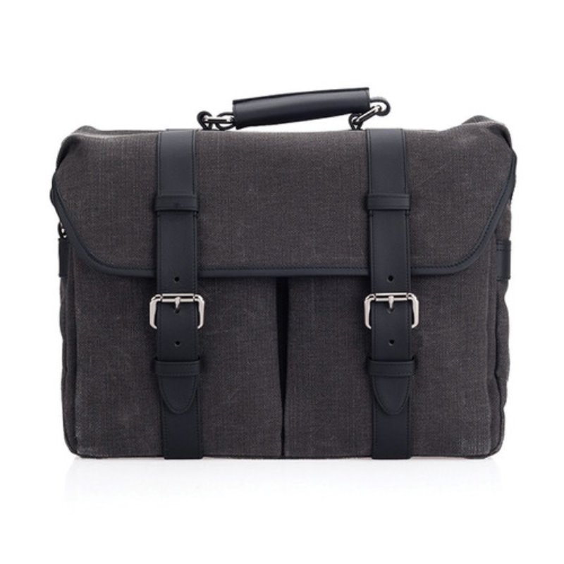 Leica System Bag Cotton Linen Grey