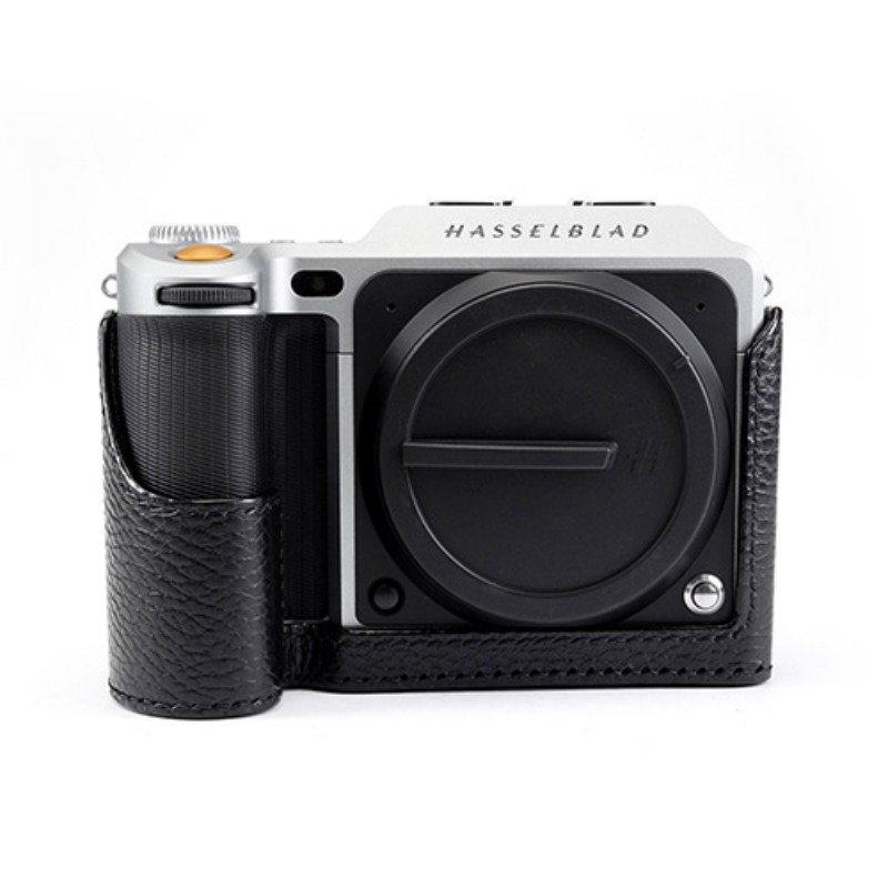[JnK] Hasselblad Half case Battery Door Dollaro Black for X1D
