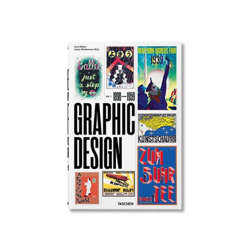 History of Graphic Design. Vol. 1, 1890-1959