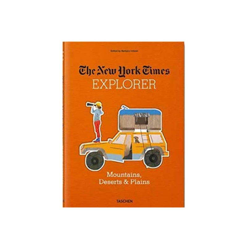 NYT Explorer. Mountains, Deserts & Plains