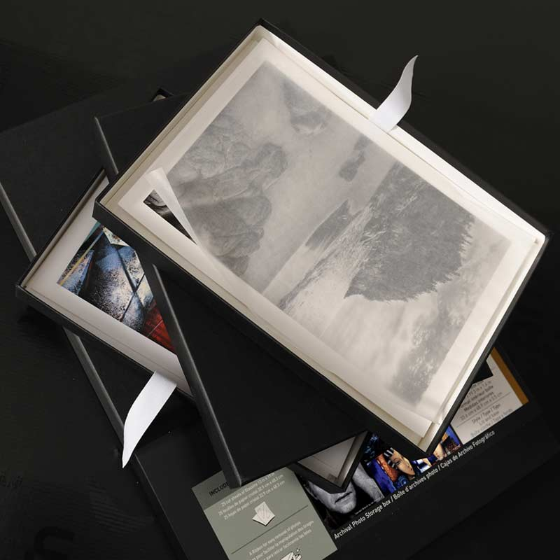 [CANSON®] INFINITY Archival Photo Storage box A4 Size