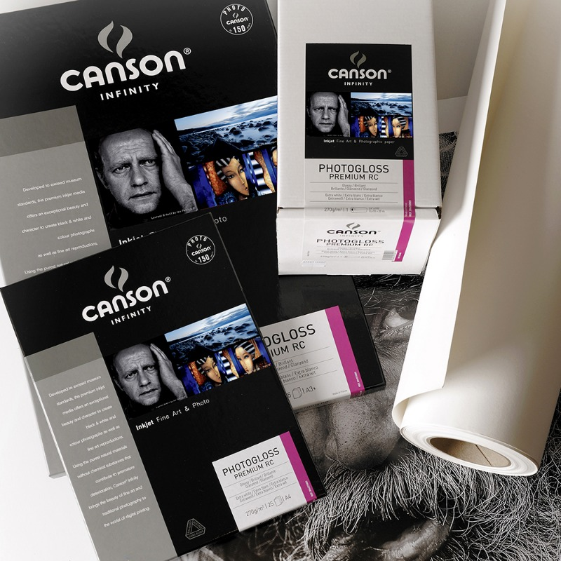 [CANSON®] INFINITY Photo Satin Premium RC - 270g A3