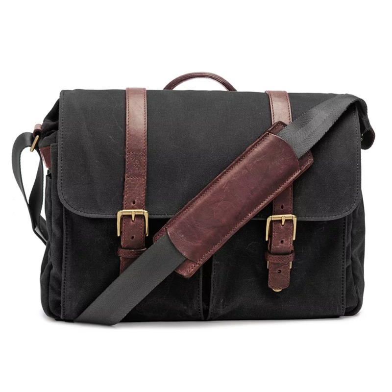 ONA Brixton for Leica Canvas black