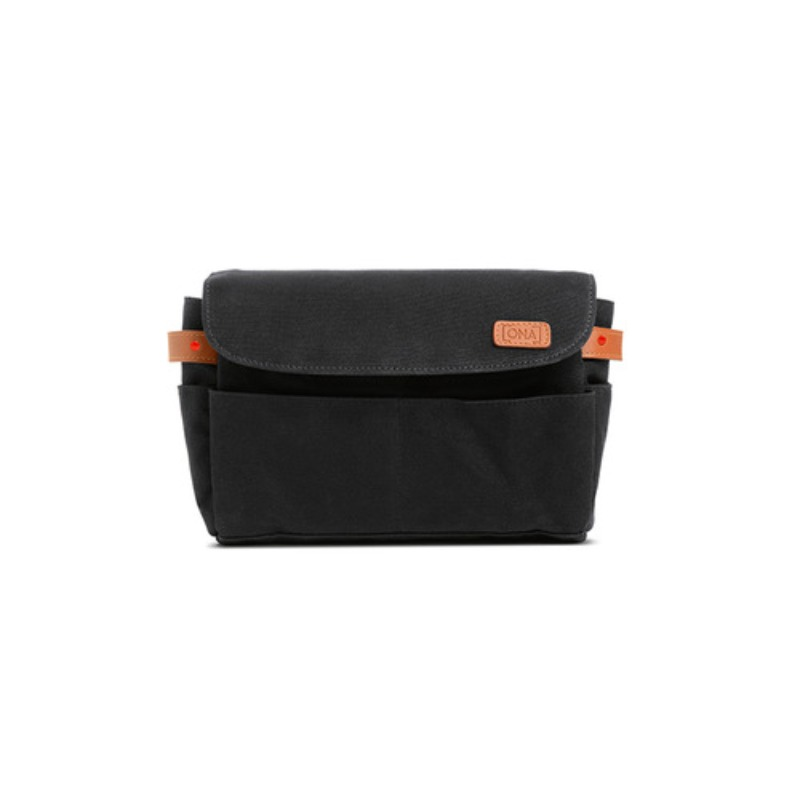 ONA Roma Camera Insert and Organizer for Leica Black