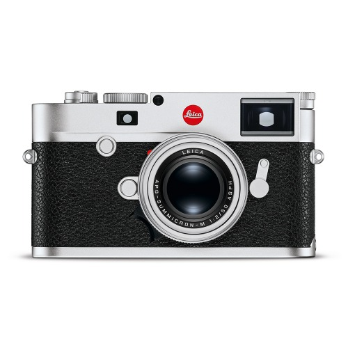 Leica M10-R silver chrome finish [예약금 100만원]