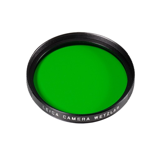 Leica Filter Color E49 Green [예약판매]