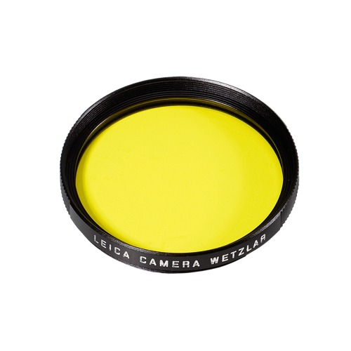 Leica Filter Color E49 Yellow