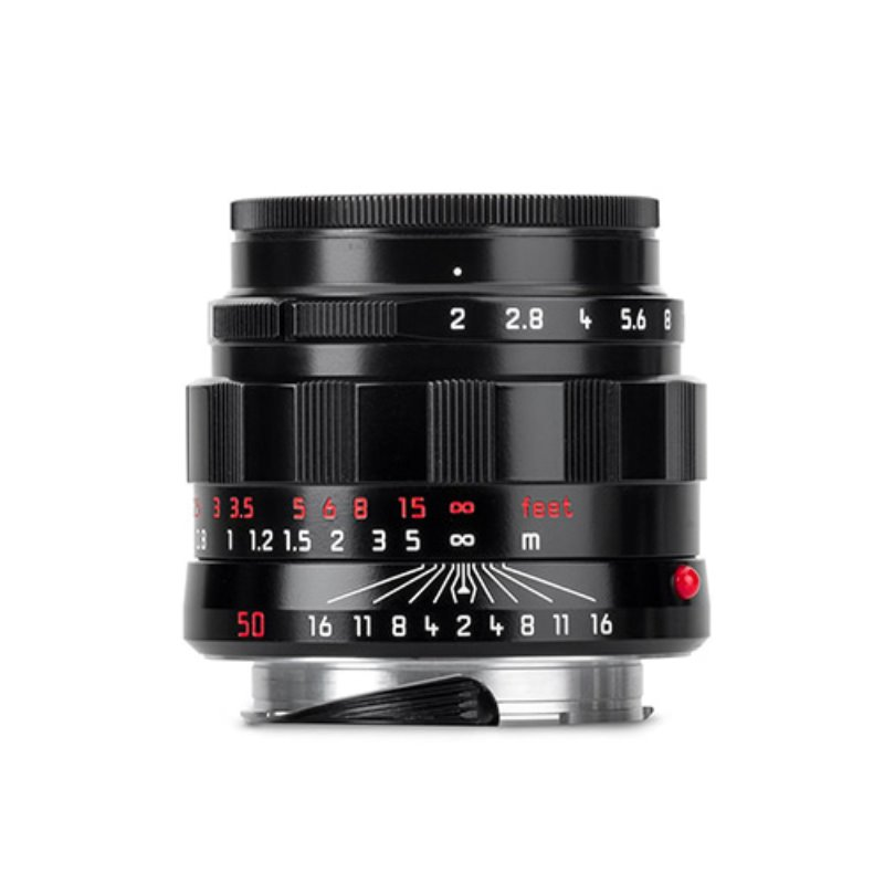 "Leica APO-Summicron-M 50mm f/2 ASPH ""LHSA Edition"" black paint finish"
