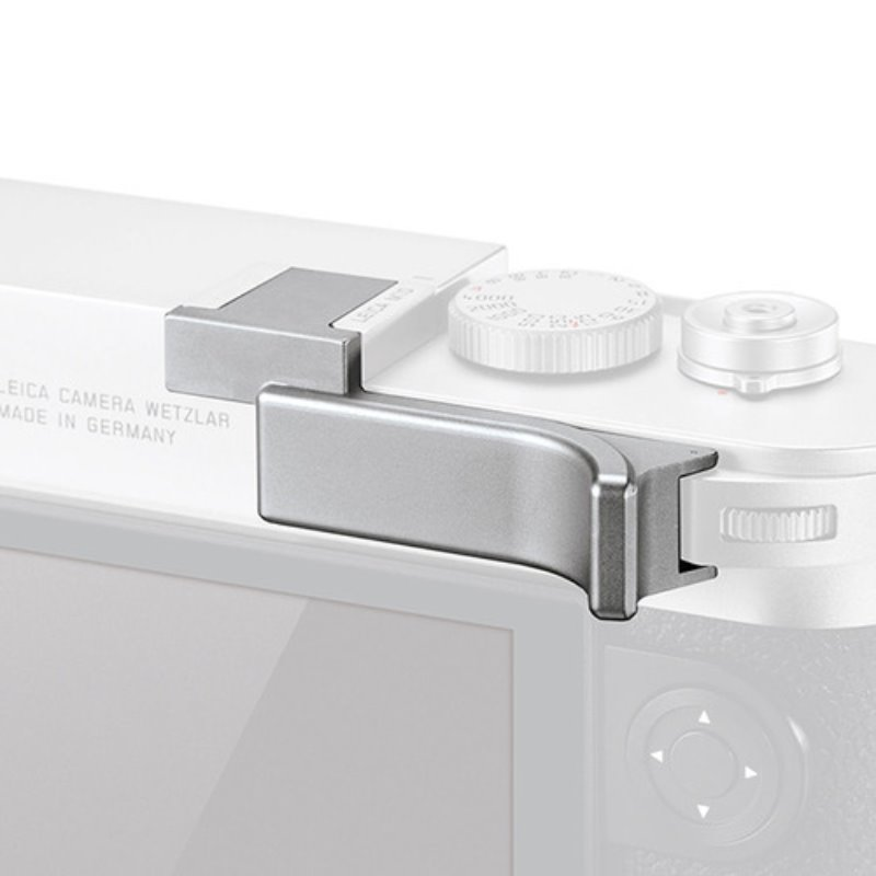 Leica M10 Thumbs Support Silver