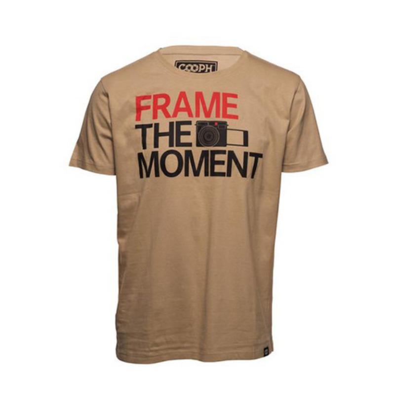 [COOPH] T-Shirt FRAME Twill