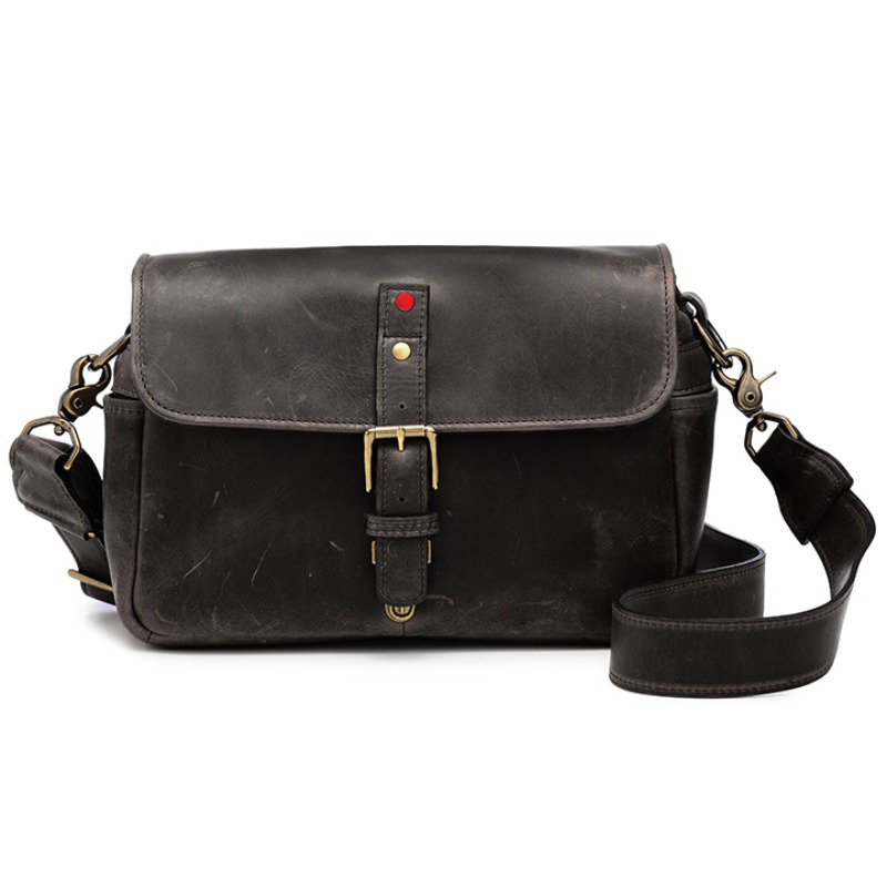 ONA Bowery for Leica Leather Dark Truffle