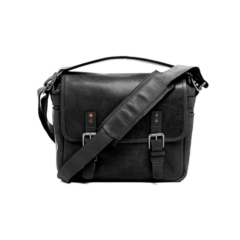 ONA Berlin for Leica Leather Black