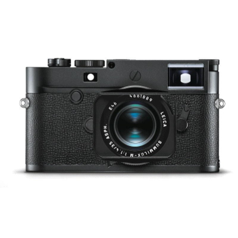 Leica M10 MONOCHROM Body Black