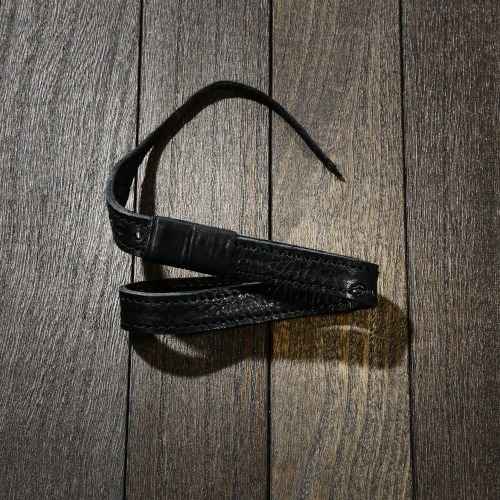 [루이지] Hand strap Tiny Tail Black
